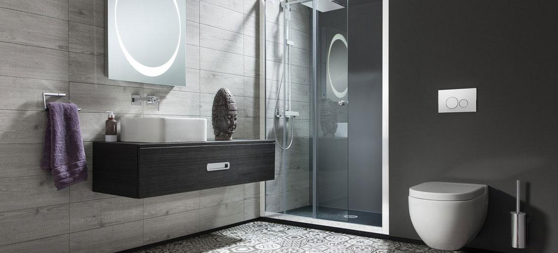 Simple Bauhaus Bathroom Furniture  SquareMelon SquareMelon